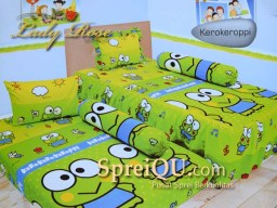 Sprei-Lady-Rose-2In1-Sorong-KeroKeroppi-120x200